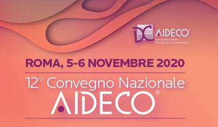 12° Convegno AIDECO 2020