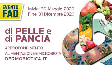 Di Pelle e di Pancia: Approfondimento Alimentazione e Microbiota - Dermobiotica.it