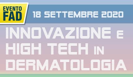 Innovazione e High Tech nell'ambulatorio dermatologico