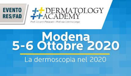 Dermatology Academy 2020 La dermoscopia nel 2020