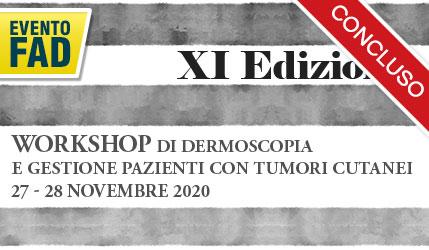 workshop di dermoscopia 2020 FAD